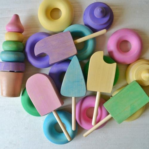 Мороженое Пломбир «Пастель»